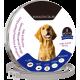 Collare naturale per cani anti-pulci e zecche